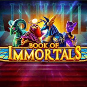 Jeu de machine à sous Book of Immortals slot
