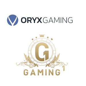 Partenariat pour ORYX et Gaming1