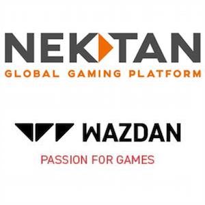 Nouvel accord Wazdan/Nektan